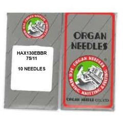 Organ Needles for Brother PR 600 620 650 655 1000