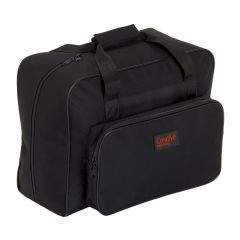 Creative Notions Sewing Machine Tote in Black