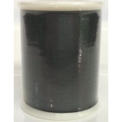 Janome 800m Black Embroidery Thread #002