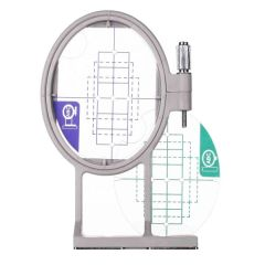 Sew Tech Small Embroidery Machine Hoop for Brother PE770 700 700ii