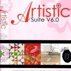Janome Artistic Suite RND V6.0 for Multi Needle Machines