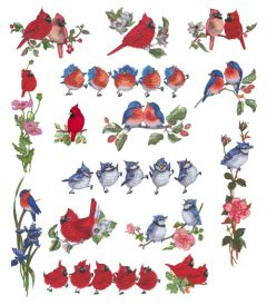 DIME Inspiration Collection Embroidery Designs #75 Valerie Pfeiffer Backyard Friends