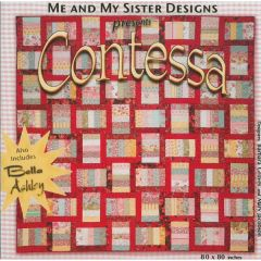 Me and My Sister Designs Contessa Quilt Patterns