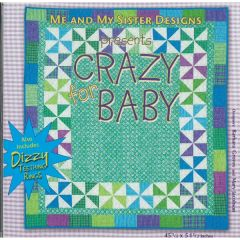 Me and My Sister Designs Quilt Crazy for Baby
