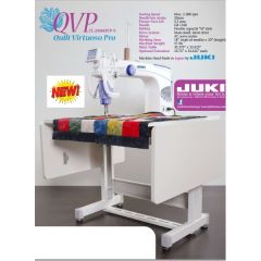 Juki TL-2200QVP-S Sit Down Quilting Machine with Table and Stand