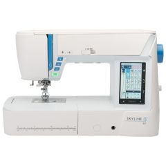 Janome Skyline S7 Sewing and Quilting Machine Refurbished