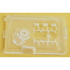 Janome Bobbin Cover Plate for 15000 9900 Skyline S5 and More