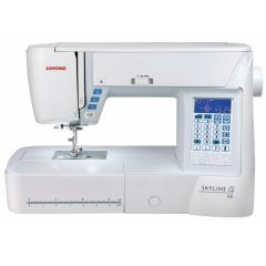 Janome Skyline S3 Sewing Quilting Machine