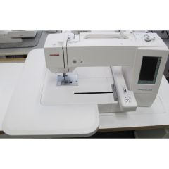 Janome Extra Wide Embroidery Hoop Table for 400e 500e 550e