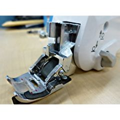 Brother SA205 Dual Feed Foot 1/4 Inch Guide Foot