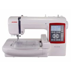 Janome 230e Embroidery Machine Refurbished