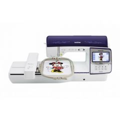 Brother Innovis NQ3600D Sewing and Embroidery Machine