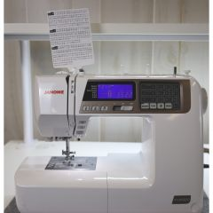 Janome 4120QDC-T Gold Computerized Sewing Machine - Recent Trade
