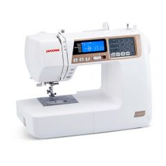 Janome 4120QDC-T Gold Computerized Sewing Machine