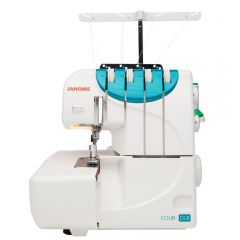 Janome Four DLB Serger Refurbished