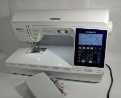 Brother NQ575PRW Sewing Machine Recent Trade