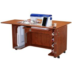 Horn 8050 Sewing Embroidery Machine Cabinet