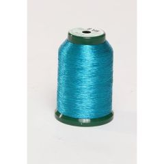 Kingstar Metallic Thread Turquoise MA-6