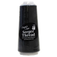 Allary Serger Thread Black