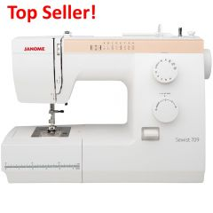 Janome Sewist 709 Sewing Machine Refurbished