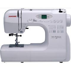 Janome Jem Platinum 720 Sewing Machine Refurbished
