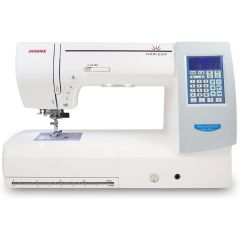 Janome 8200QCP Horizon Special Edition Quilting Sewing Machine with Bonus