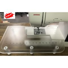 Janome Extra Wide Sewing Machine Extension Table for 9850 9900 Models