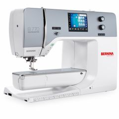 Bernina 770 QE Quilters Edition Sewing Machine