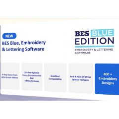 Brother BES Blue Embroidery Software