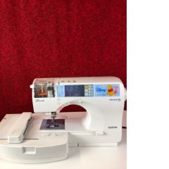 Brother Pacesetter PE500D Disney Sewing Embroidery Machine Recent Trade