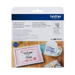 Brother ScanNCut Calligraphy Starter Kit CADXCLGKIT1