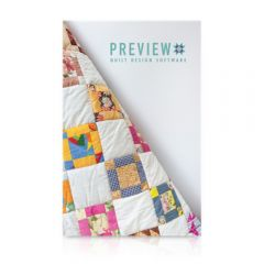 Brother SAPVQ Preview Quilting Design Software