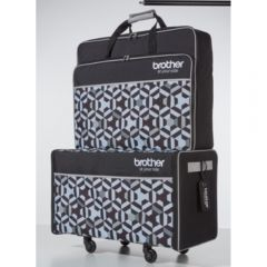 Brother SASEBXJ Embroidery Trolley Set for Stellaire XJ1
