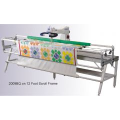 Consew 2009BQ Long Arm Quilting Machine with King Size Frame