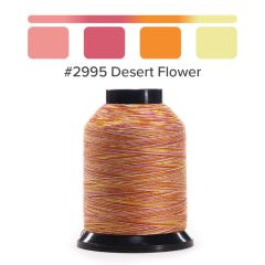 Grace Finesse Variegated Quilting Thread Desert Flower #2995