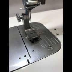 """Commercial Sewing Machine Double Piping Foot 1/4"""""""