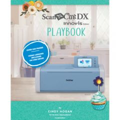 Brother ScanNCut DX Playbook CASXPLAYBOOK1