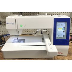 Elna Expressive 830 Embroidery Only Machine Recent Trade