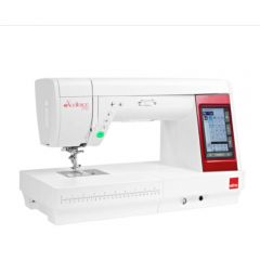 Elna Excellence 770 Sewing Machine with 11 Inch Throat Space Plus Bonus Kit