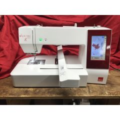 Elna Expressive 830L Embroidery Only Machine Recent Trade