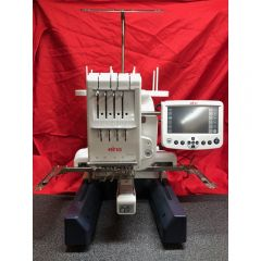 Elna Expressive 940 Commercial 4 Needle Embroidery Machine Refurbished