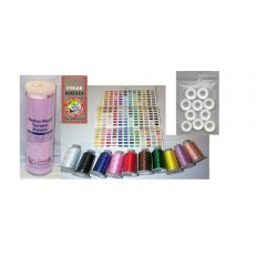 Embroidery Machine Value Pack Starter Kit