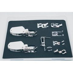 Eversewn Deluxe Quilting Foot Kit 8-Piece