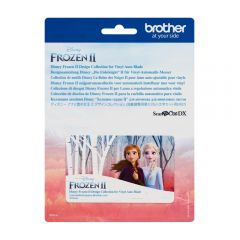 Brother ScanNCut Frozen II Home Deco Pattern Collection