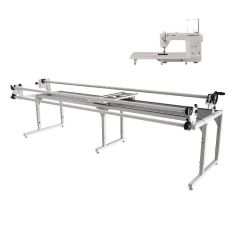 Grace Frame Continuum King Frame with Juki TL-2000Q