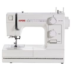 Janome HD1000 Heavy Duty Sewing Machine with Bonus Value Kit