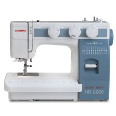 Janome HD-2200 Heavy Duty Sewing Machine
