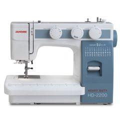 Janome HD-2200 Heavy Duty Sewing Machine Refurbished