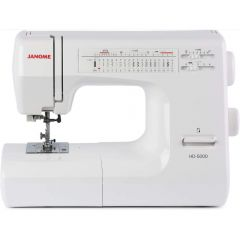 Janome HD5000 Heavy Duty Sewing Machine Customer Return