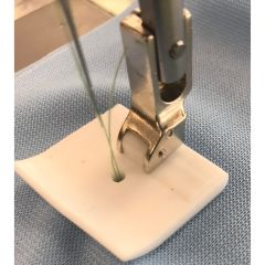 Industrial Grade X Large Smooth Foot for Straight Stitch Sewing Machine Models